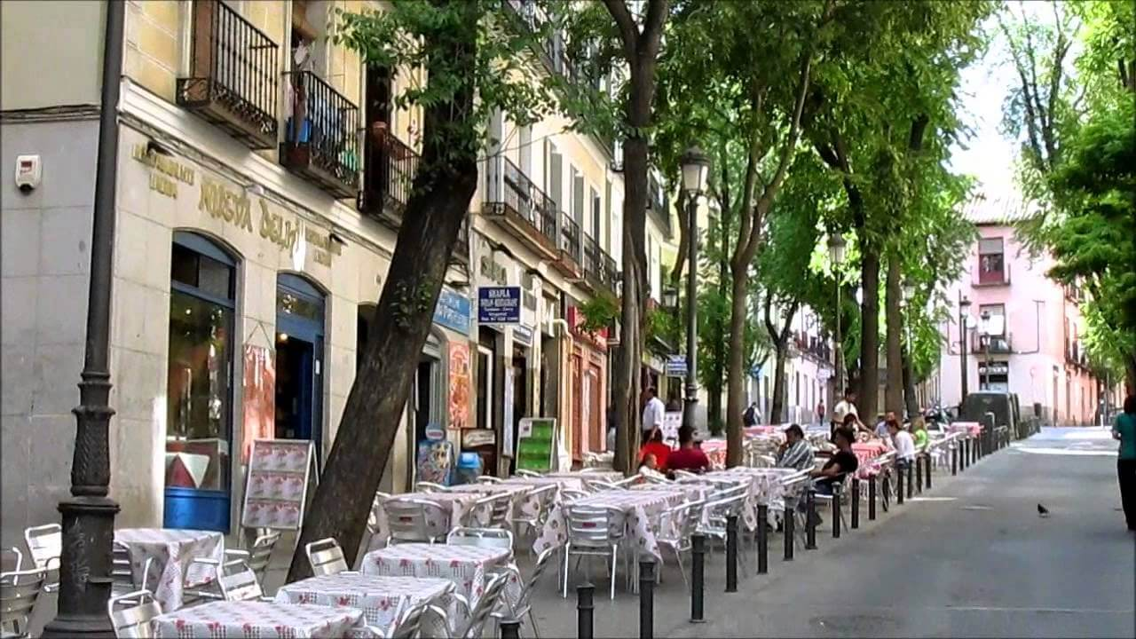 barrio lavapies
