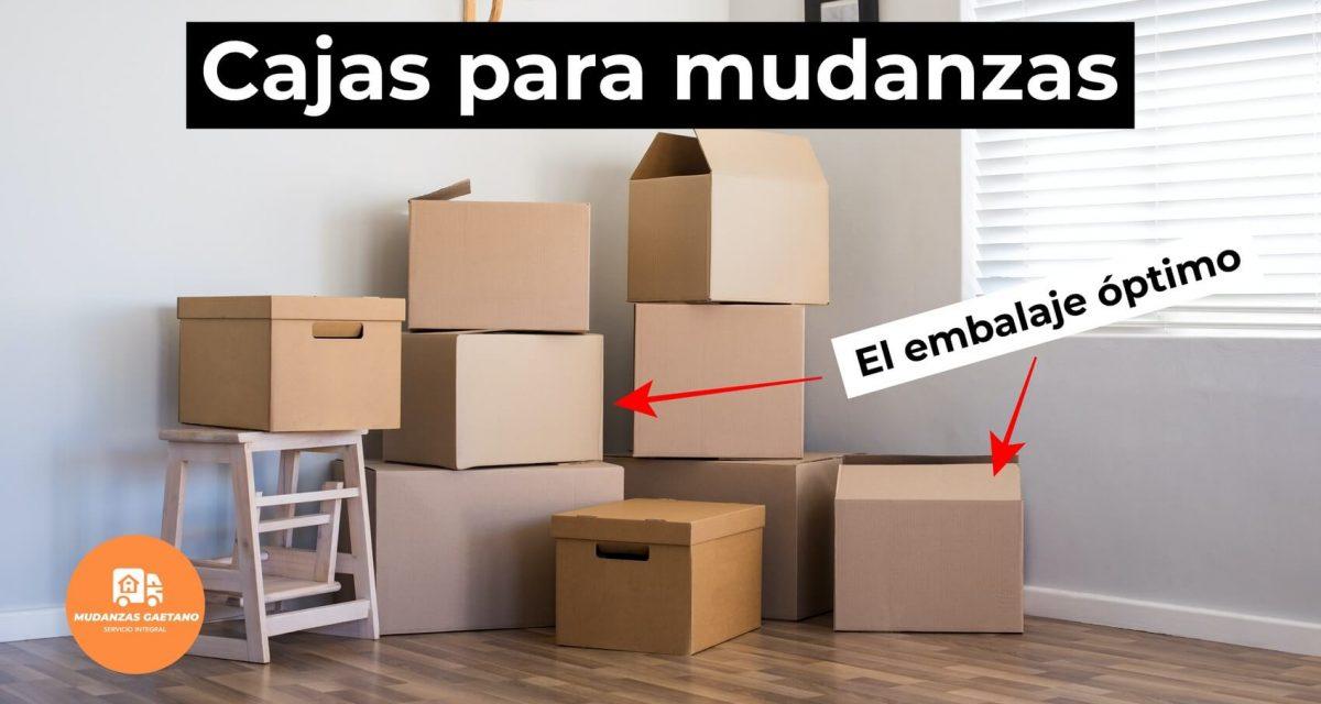 Cajas para mudanzas: el embalaje óptimo