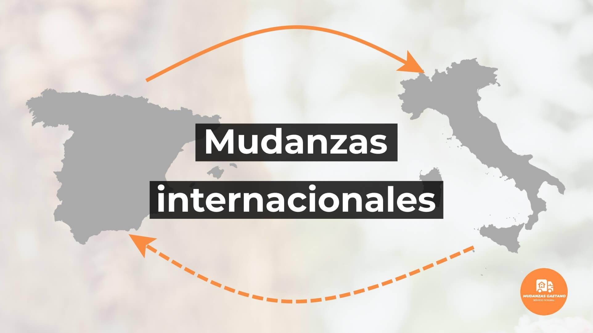 Mudanzas Internacionales – España a Italia